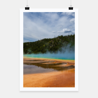 Thumbnail image of Grand Prismatic Poster, Live Heroes