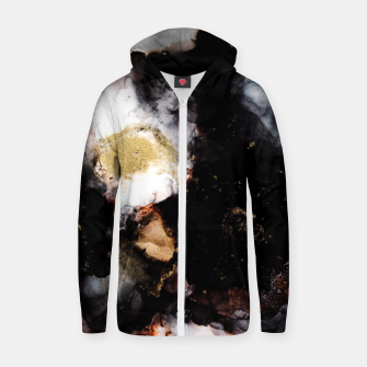 Thumbnail image of The Nothing's Mist Zip up hoodie, Live Heroes