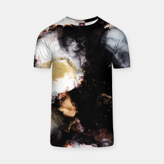 Thumbnail image of The Nothing's Mist T-shirt, Live Heroes