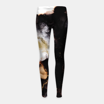 Miniatur The Nothing's Mist Girl's leggings, Live Heroes