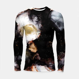 Thumbnail image of The Nothing's Mist Longsleeve rashguard , Live Heroes