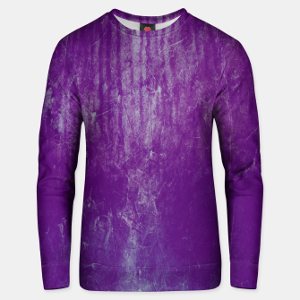Thumbnail image of grunge gradient map pattern c17 Unisex sweater, Live Heroes