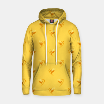 Thumbnail image of minimalistic watercolor scribble seamless pattern c89 Hoodie, Live Heroes
