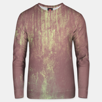 Thumbnail image of grunge gradient map pattern c12 Unisex sweater, Live Heroes