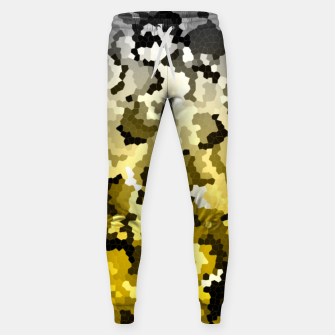Golden crystals print Sweatpants thumbnail image