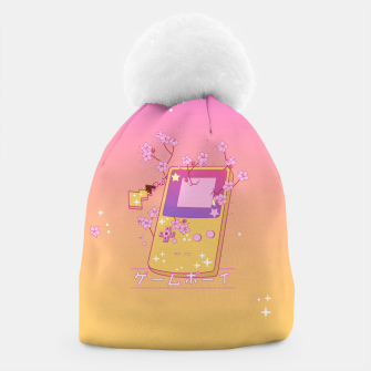 Thumbnail image of Kawaii GameBoy Color Beanie, Live Heroes
