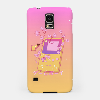 Thumbnail image of Kawaii GameBoy Color Samsung Case, Live Heroes