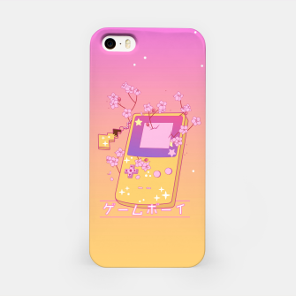Thumbnail image of Kawaii GameBoy Color iPhone Case, Live Heroes