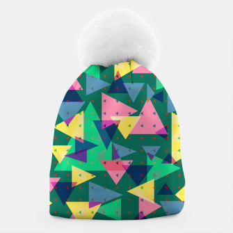 Thumbnail image of Triangles, my favorite geometric shapes  Beanie, Live Heroes