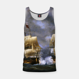 Thumbnail image of Battle of Quiberon Bay Tank Top, Live Heroes