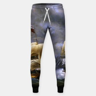 Thumbnail image of Battle of Quiberon Bay Sweatpants, Live Heroes