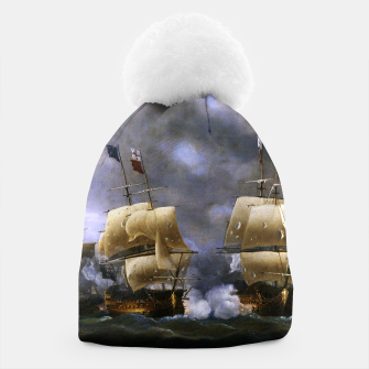 Thumbnail image of Battle of Quiberon Bay Beanie, Live Heroes