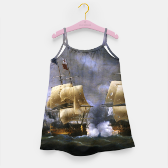 Thumbnail image of Battle of Quiberon Bay Girl's dress, Live Heroes