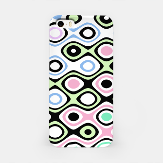 Asymmetry collection: contrasts iPhone Case miniature