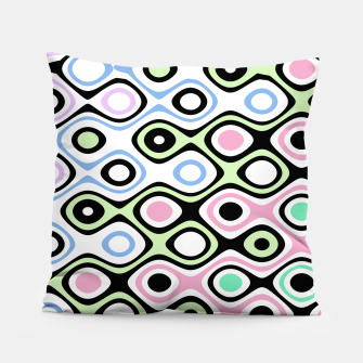 Asymmetry collection: contrasts Pillow miniature