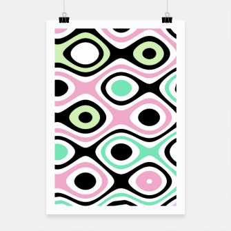 Thumbnail image of Asymmetry collection: contrasts Poster, Live Heroes