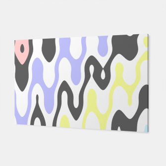 Asymmetry collection: waves Canvas miniature