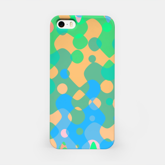 Asymmetry collection: imagination  iPhone Case miniature