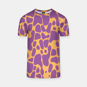 Thumbnail image of Asymmetry collection: the animal  T-shirt, Live Heroes