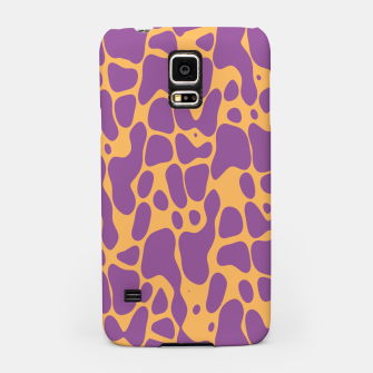 Asymmetry collection: the animal  Samsung Case miniature