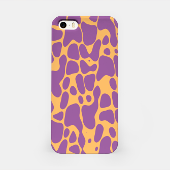 Asymmetry collection: the animal  iPhone Case miniature