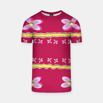 Thumbnail image of Spring flowers  Camiseta, Live Heroes