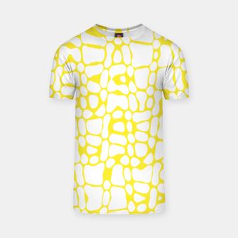 Thumbnail image of Asymmetry collection: sunny spots  T-shirt, Live Heroes