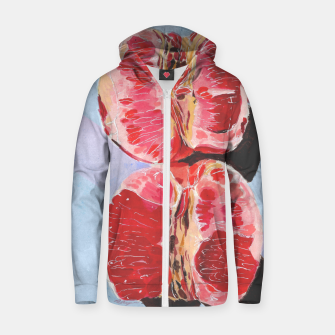 Miniaturka Blood oranges Zip up hoodie, Live Heroes