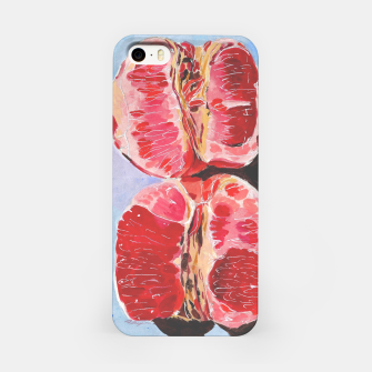 Miniaturka Blood oranges iPhone Case, Live Heroes