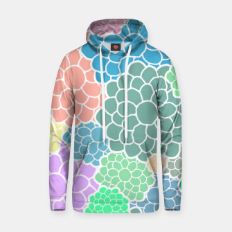Thumbnail image of Blooming chrysanthemums flowers in pastel colors Hoodie, Live Heroes