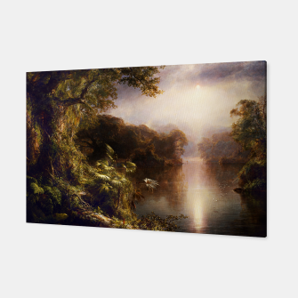 Thumbnail image of The River of Light by Frederic Edwin Church Canvas, Live Heroes