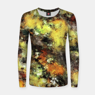 Thumbnail image of Leaning strata Women sweater, Live Heroes
