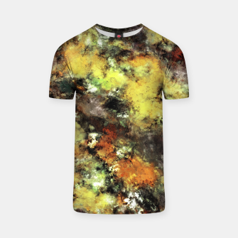 Thumbnail image of Leaning strata T-shirt, Live Heroes