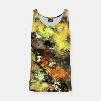 Thumbnail image of Leaning strata Tank Top, Live Heroes