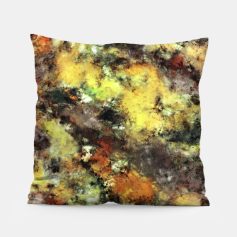 Thumbnail image of Leaning strata Pillow, Live Heroes