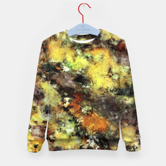 Thumbnail image of Leaning strata Kid's sweater, Live Heroes