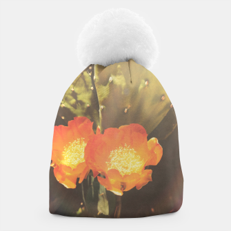 Thumbnail image of cactus blossom sunbeams Beanie, Live Heroes