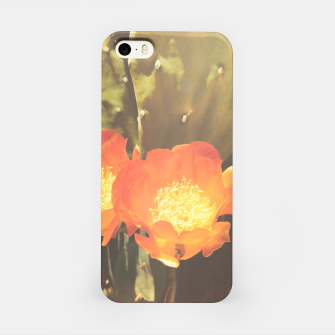 Thumbnail image of cactus blossom sunbeams iPhone Case, Live Heroes