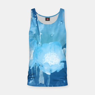 Thumbnail image of cactus blossom wb Tank Top, Live Heroes