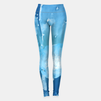 Thumbnail image of cactus blossom wb Leggings, Live Heroes