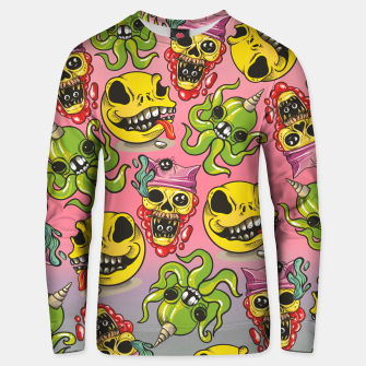 Thumbnail image of Cool Creatures Unisex sweater, Live Heroes