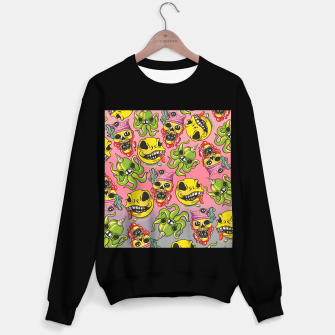 Thumbnail image of Cool Creatures Sweater regular, Live Heroes