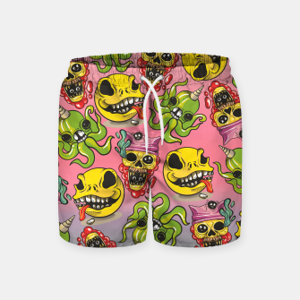 Thumbnail image of Cool Creatures Swim Shorts, Live Heroes