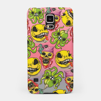 Thumbnail image of Cool Creatures Samsung Case, Live Heroes