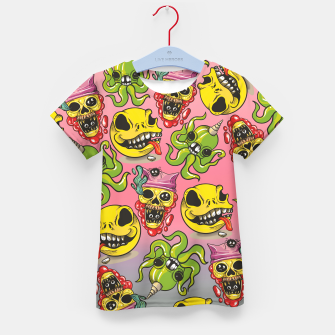 Thumbnail image of Cool Creatures Kid's t-shirt, Live Heroes