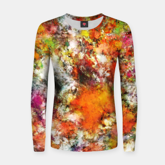 Thumbnail image of Spangle Women sweater, Live Heroes