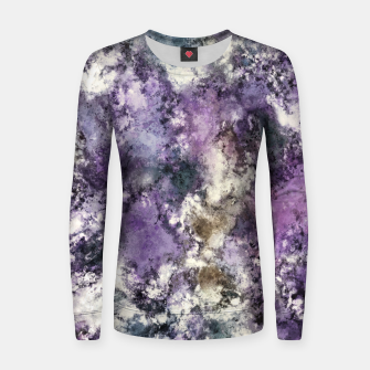 Thumbnail image of To quietly crumble Women sweater, Live Heroes