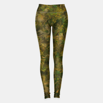 Thumbnail image of Greens  Leggings, Live Heroes