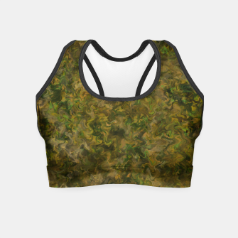 Thumbnail image of Greens  Crop Top, Live Heroes