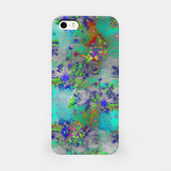 Miniatur Flower Colour Texture iPhone Case, Live Heroes